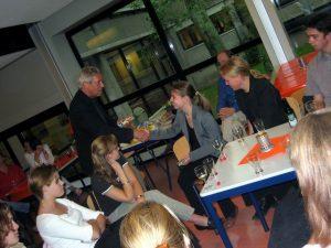 Prijsuitreiking WebQuest Universiteit Twente