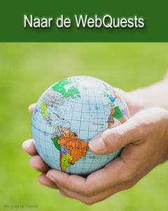 Naar de WebQuests